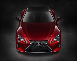 red lexus 2018 lexus lc 500 u0026 lc 500h preview lexus enthusiast