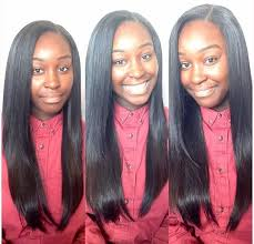 no part weave hairstyles image result for straight hair with leave out hair styles