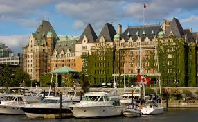 victoria the capital of british columbia canada