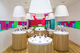 the new store has been designed to revolutionise the look and feel