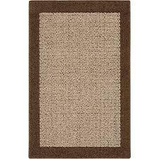 mainstays faux sisal area rugs or runner walmart com