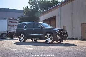 cadillac escalade black rims matte black cadillac escalade on 24 u2033 cw 6 u2013 concavo wheels