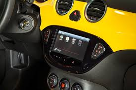 opel adam opel adam with intellilink best connected small car