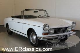 peugeot classic cars classic 1968 peugeot 404 cabriolet injection cabriolet roadster