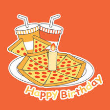 cartoon smiling food faces pizza photos royalty free images