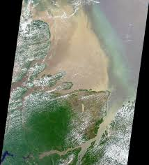 South America Satellite Map by Satellite Photos Of The Amazon River Brazil South America