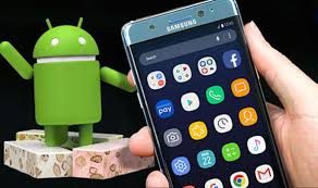 new update for android samsung galaxy s8 and s7 edge android 7 0 nougat update leaks