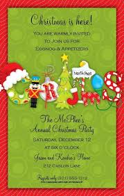 christmas gift exchange invitation email template xmas2017 net