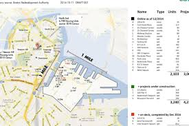 T Map Boston by Boston U0027s Housing Shortfall As Seen From The Seaport Curbed Boston