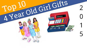 10 best 4 year gifts 2015