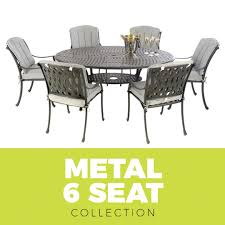rattan garden furniture sets u0026 aluminium outdoor furniture