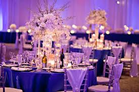 white gold and purple wedding wedding decoration ideas white reception winter wedding decor