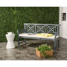 Saybrook Outdoor Furniture by Wood Teak Outdoor Benches Patio Chairs The Home Depot