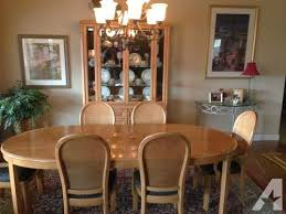 thomasville dining room chairs thomasville pecan new and used furniture for sale in the usa buy