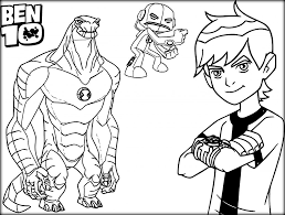 ben 10 coloring pages games cecilymae