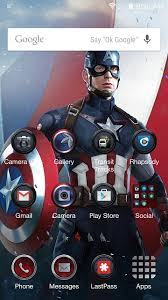 wallpaper captain america samsung galaxy s6 post pictures of your home screen s android forums at