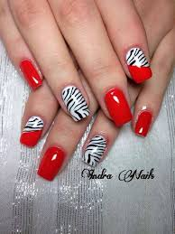 top 101 stylish red nail designs