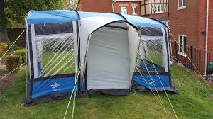 Sunncamp 390 Porch Awning Suncamp Platinum Elite 390 Porch Awning And Bedroom Annex In