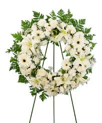 flowers for funerals flowerwyz cheap funeral wreaths wreath of flowers wreaths for