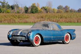corvette the years 1955 corvette rescued by retired gm engineer after 38 years in a
