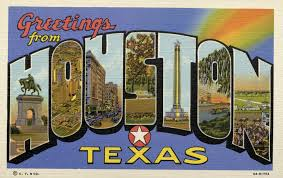 greetings from houston postcard lake county discovery