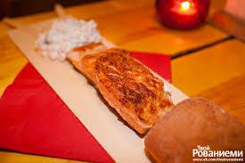 cuisine ur鑼re et des desserts santa s salmon place restaurant 羅瓦涅米 菜單 價格 餐廳評論