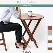 la la life rakuten global market fold the folding table wood