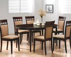 dining entertain glass top dining table set 6 chairs online