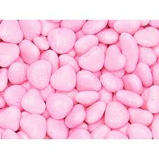 candy hearts tiny candy hearts pink 5lb bag candywarehouse