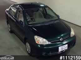 toyota platz car used toyota platz japanesecartrade com