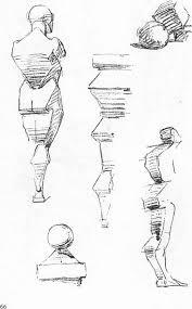 anatomy artist landmarks anatomical drawings joshua nava arts