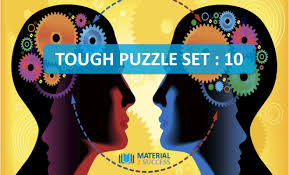 tough puzzle set 10 material 2 success