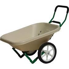 Home Depot Cart by Metal Wheelbarrow Wheelbarrows U0026 Yard Carts Garden Tools