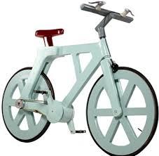 Zu Kaufen Für 15 Euro Zu Kaufen Ein Fahrrad Nur Aus Pappe Welt