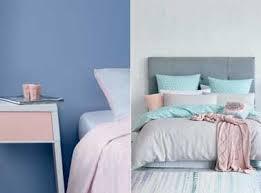 couleur bleu chambre couleur on fait sa déco en et bleu pastel