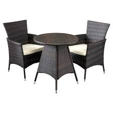 Cushions For Wicker Patio Furniture Modern Patio Furniture Clearance 3 Wicker Patio Bistro Set