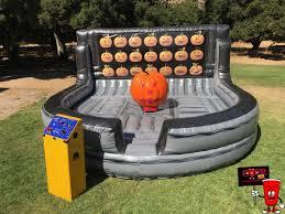 Halloween Party Mechanical Pumpkin Ride Rental