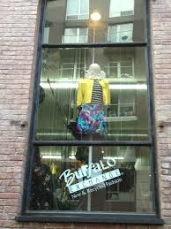 Shopwildthings Com Coupon by Faux Metal Ball Hanging Beads To Decorate A Retail Store Window