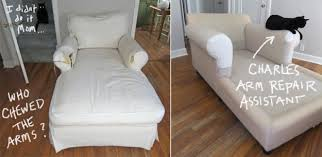 Chaise Lounge Slipcover Chaise Lounge Slipcover The Slipcover Maker