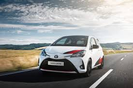 2018 toyota yaris grmn full details released including