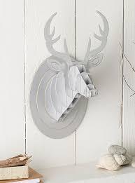 deer head wall trophy simons maison shop kids home decor