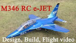 m346 rc e jet design build flight and blueprint plans public