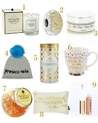 the alternative mum gift guide for those who love prosecco