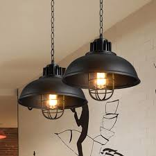 Retro Pendant Lights Aliexpress Com Buy Retro Pendant Lights Industrial Cage Kerosene