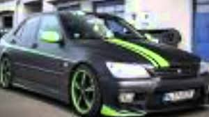 lexus is200 hatchback lexus is 200 tuning 3 youtube