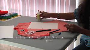 fashion design how to design your own rhinestone t shirt youtube