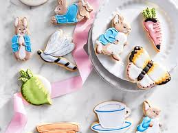 rabbit cookies williams sonoma s rabbit collection will delight your inner