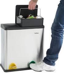 poubelle recyclage cuisine recycling bin waste recycle rubbish kitchen garden dustbin
