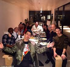 joe and nick jonas spends thanksgiving in airbnb pad with friends