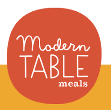 Modern Table Meals by Testimonials Pluot